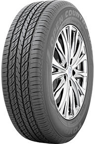 Шина Toyo Open Country U/T 235/55 R19 101V