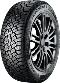 Шина Continental IceContact 2 SUV 235/55 R17 103T KD XL