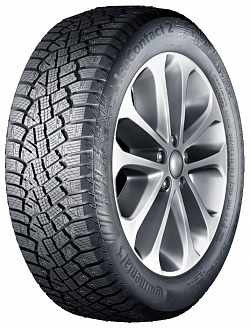 Шина Continental IceContact 2 215/50 R17 95T KD XL