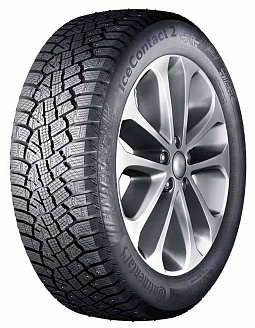 Шина Continental IceContact 2 SUV 265/50 R20 111T FR KD XL