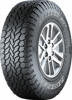 Автошина General Tire Grabber AT3 255/55 R18 109H FR XL (2017 г.в.)