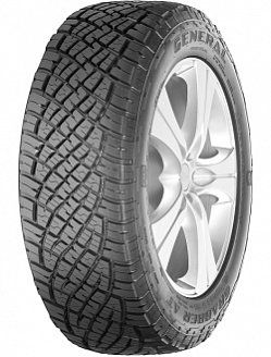 Автошина General Tire Grabber AT 255/55 R18 109H XL FR (2015 г.в.)